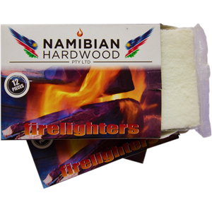 namibian hardwood firelighters