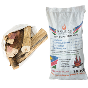 namibian hardwood doring mix braai wood
