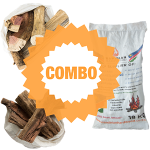 namibian hardwood mupane and doring mix combo
