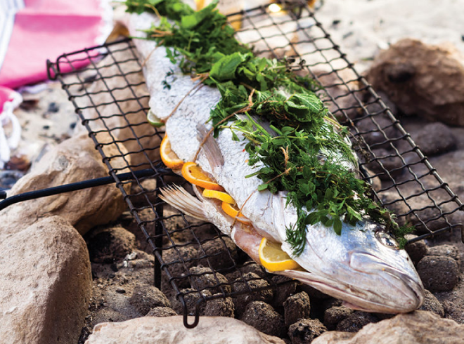 Fish braai recipe