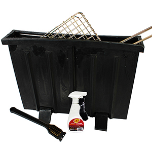 grid cleaning kit