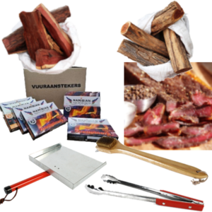 Fathers Day Braai Master (Combo) FREE Delivery & Get the discounted price of what 55 Bags would normally cost